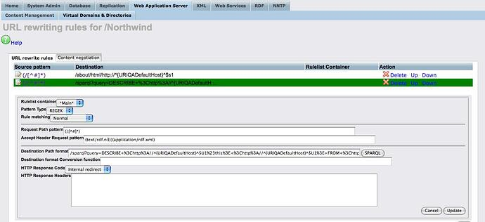 fig5: Northwind URL rewrite rule for RDF requests.jpg