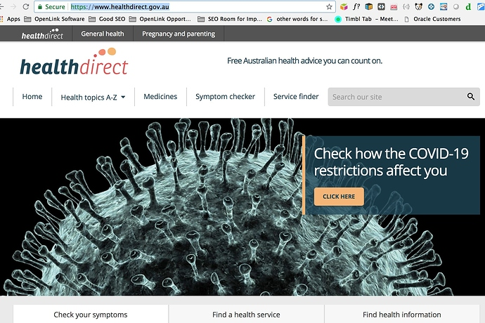 Healthdirect_site